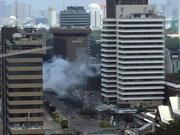 驻印尼使馆提醒中国公民注意安全
