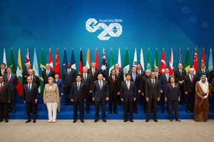 聚焦2014年G20澳大利亚峰会