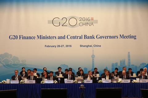 和讯鸡毛信:G20会议将逼迫中国放水拯救世界?