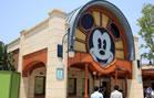 上海迪士尼乐园试运行在即 抢先游客秩序井然