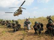 菲律宾总统:不再同美国进行联合军演